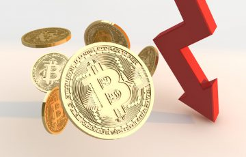ビットコイン価格「30分で100万円近く急落」主要アルトコインも大幅下落