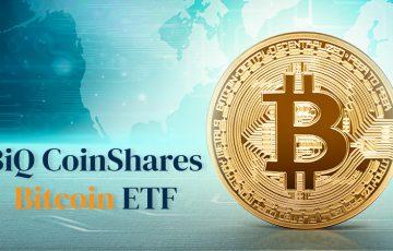 カナダ・トロント証券取引所に「新たなビットコインETF」3iQ Coinshares Bitcoin ETF