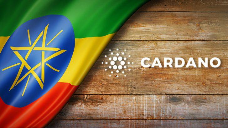 【Cardano/ADA】エチオピア政府との契約「大臣の最終署名」獲得か