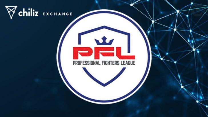 【Chiliz Exchange】総合格闘技団体「PFL」の公式ファントークン本日取引開始