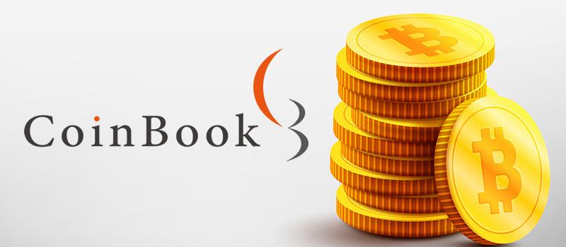 Coinbook-Cryptocurrency-Bitcoin-BTC