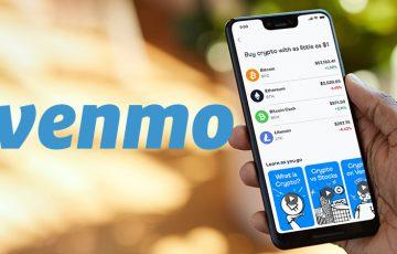 送金アプリVenmo:暗号資産4銘柄の取引機能「Crypto on Venmo」提供開始