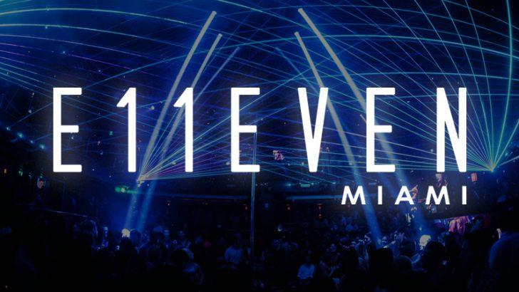 マイアミのナイトクラブ「E11EVEN」仮想通貨決済に対応|BTC・XRPなど4銘柄