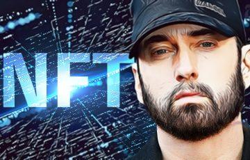 Eminem(エミネム)のNFT作品「Nifty Gateway」で販売開始