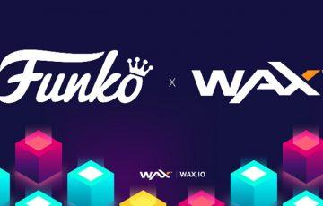 フィギュア大手「Funko」NFT市場に参入|WAXでデジタルコレクショングッズ販売へ