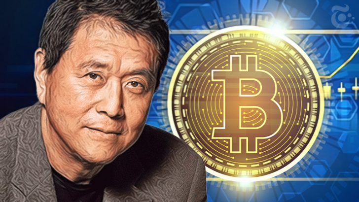 ロバート・キヨサキ氏:ビットコイン価格「今後5年で1億3,000万円になる」と予想