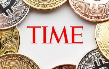 米TIMEマガジン「暗号資産の説明動画制作」でGrayscaleと提携|BTC保有の報告も