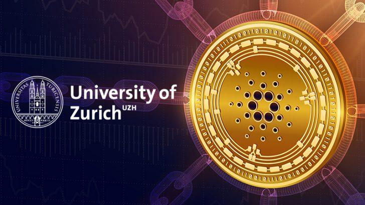 スイス・チューリッヒ大学:2021年サマースクールに「Cardano/ADA」の授業を追加