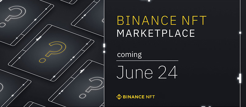 Binance-NFT-Coming-June-24