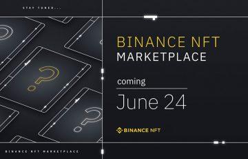バイナンス「Binance NFTの公開日」を発表|一部参加アーティストなども明らかに