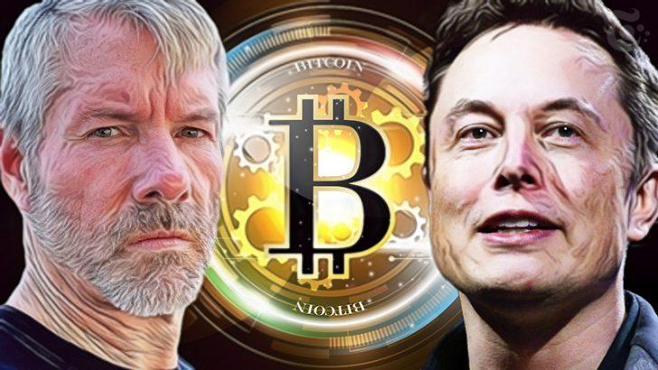 MicroStrategy・TeslaのCEO「ビットコイン売却していない」と報告|暴落後も強気姿勢