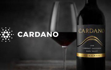 米ワイン醸造所「Cardano Estates」ADA決済に対応