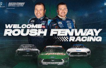 【Chiliz&Socios】NASCAR所属のレーシングチーム「Roush Fenway Racing」と提携