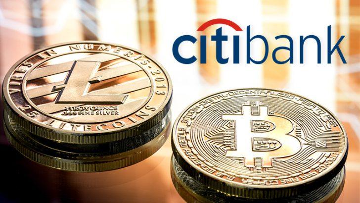 米金融大手シティバンク「仮想通貨関連サービスの提供」を検討=報道