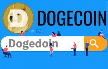 ドージコイン(DOGE)Google検索数で「ビットコイン」上回る【歴史上初】