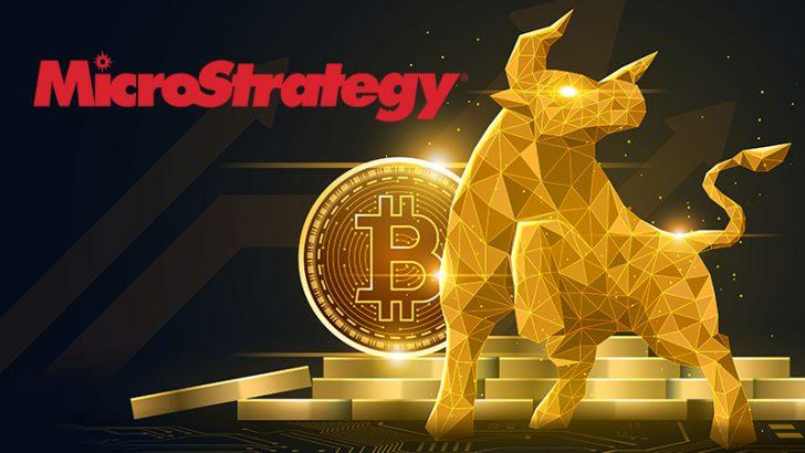 MicroStrategy「ビットコイン10億円相当」を追加購入|下落後も強気姿勢を維持