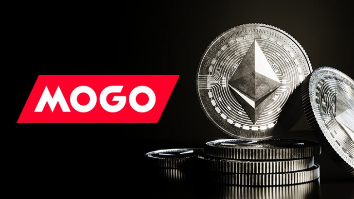 NASDAQ上場企業「Mogo」イーサリアム(ETH)に約4,400万円を投資