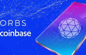 Coinbase Walletで「ORBS(オーブス)のステーキング」が利用可能に