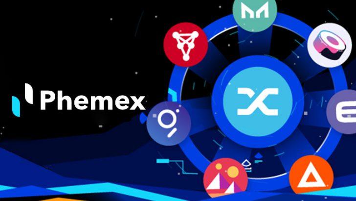 暗号資産取引所Phemex「ENJ・BAT・CHZ」など8銘柄取扱い開始|XRP取引も再開