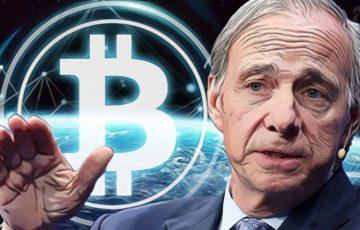 インフレ局面で投資するなら「債券よりもビットコイン」資産家レイ・ダリオ氏