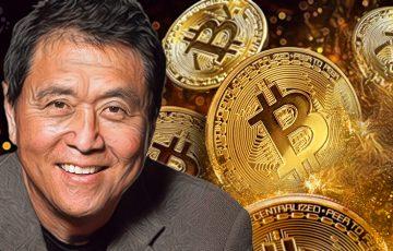 ロバート・キヨサキ氏:ビットコイン暴落について「買いのチャンス」だと強調