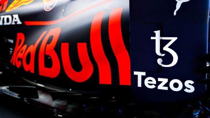 テゾス(Tezos/XTZ)F1チーム「Red Bull Racing Honda」と提携|初のNFT発行へ