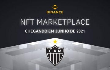ブラジルのサッカークラブ「Atlético Mineiro」BINANCEでNFTコレクション発売へ
