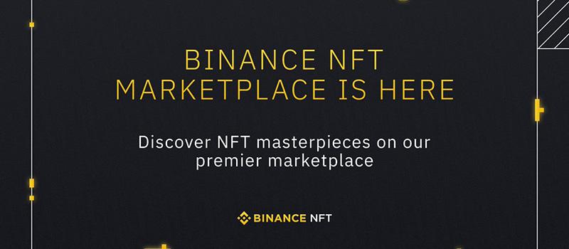 Binance-NFT-Open