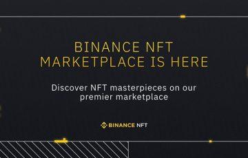 バイナンス独自のNFTマーケットプレイス「Binance NFT」正式リリース
