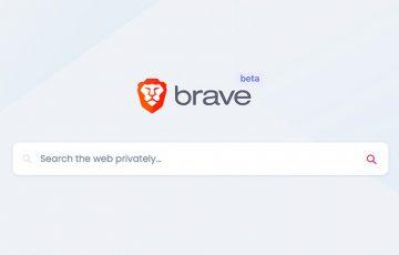 ブレイブ:プライバシー重視の独自検索エンジン「Brave Search」ベータ版公開