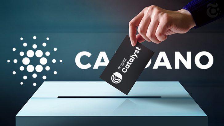 Cardano(ADA)「Catalyst FUND4の有権者登録」期限迫る|本日11日20時まで
