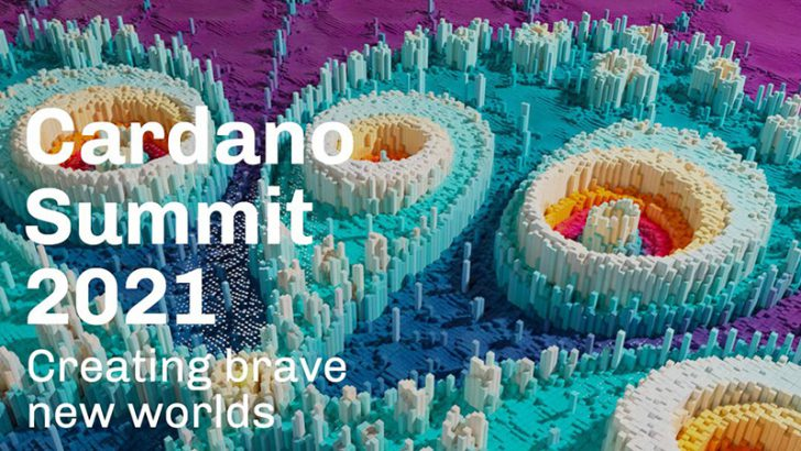 過去最大級のカルダノ関連サミット「Cardano Summit 2021」9月開催へ