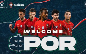 Chiliz&Socios:サッカーポルトガル代表チームの「$PORファントークン」発行へ