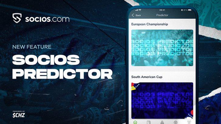 Chiliz:試合予想で報酬がもらえる新機能「Sociosプリディクター」公開