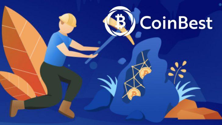 CoinBest(コインベスト)「法人向けマイニングサービス」提供開始