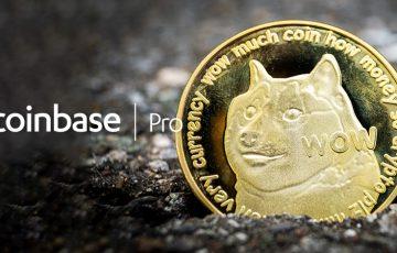 Coinbase Pro「ドージコイン(DOGE)」取り扱いへ|発表受け価格高騰