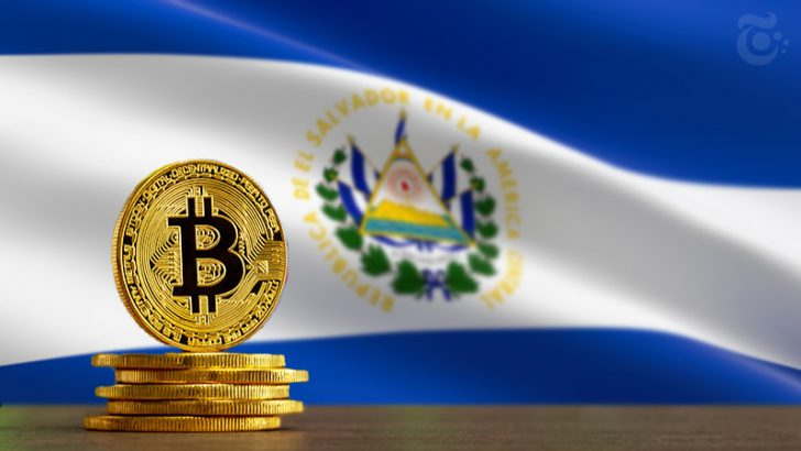 エルサルバドル「ビットコイン法」正式に施行|BTC価格は下落傾向