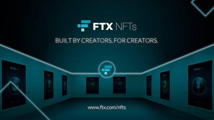暗号資産取引所FTX「NFTマーケットプレイス」公開|オリジナルグッズなども出品