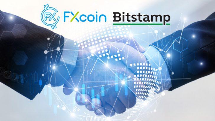FXcoin:欧州最大級の暗号資産取引所「Bitstamp」とMOU締結