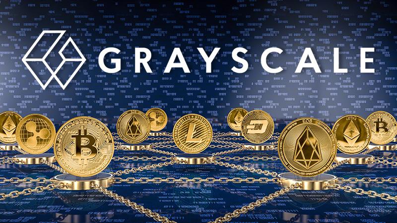 グレースケール:暗号資産投資信託の検討リストに「アルトコイン13銘柄」を追加