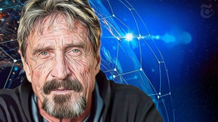 仮想通貨の伝道師「ジョン・マカフィー氏」スペインの獄内で死去