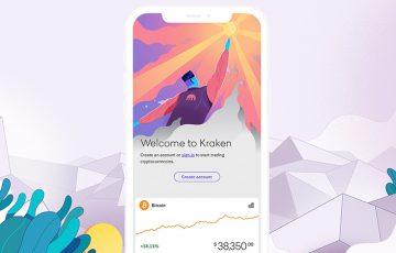 米Kraken(クラーケン)Android・iOS対応の「スマホ向けアプリ」リリース