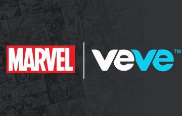 米マーベル「Marvel公式NFTデジタルグッズ」リリースへ|収集品アプリVeVeと協力