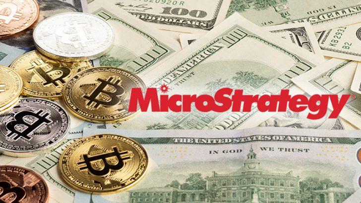 MicroStrategy:ビットコイン購入に向けた資金調達を完了「10億ドル相当の株式売却」も計画