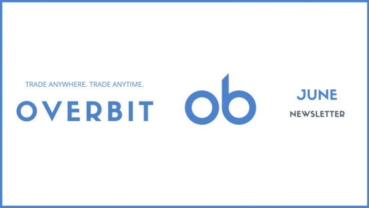 暗号資産デリバティブ取引所「Overbit」2021年6月ニュースレター