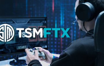 FTX:eスポーツチーム「TSM」とパートナーシップ契約|チームの命名権を獲得