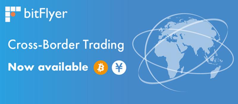 bitFlyer-USA-Cross-Border-Trading
