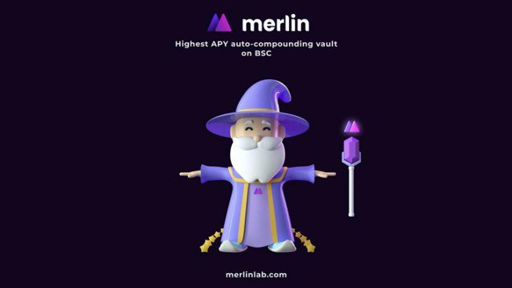 ローリスク・ハイイールドの自動複利運用アグリゲーター「Merlin Lab」CertiKのスマートコントラクト監査を完了