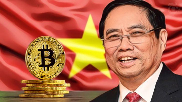 ベトナム首相:中央銀行に「暗号資産の研究・試験プログラム実施」を要請
