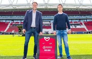 オランダのサッカークラブAZ:暗号資産取引所「Bitcoin Meester」とパートナー契約